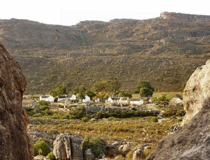 CHR slackpacking trails, walks in northern Cederberg
