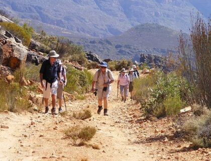 Cedarberg Hiking tour-CHR slackpacking trails