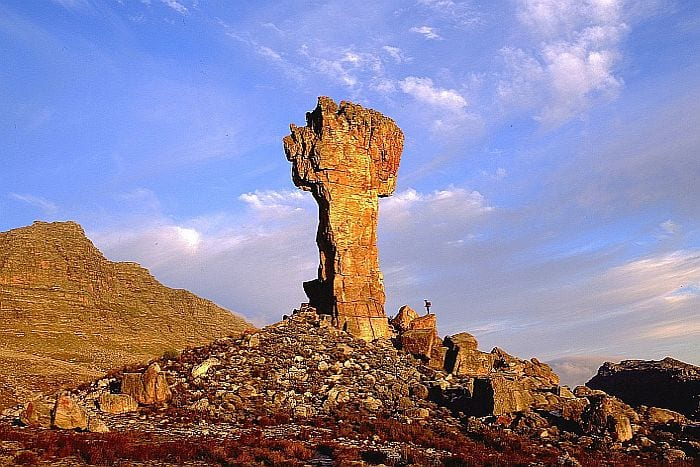 Cedarberg Hiking tour-Maltese cross in Cederberg mountains