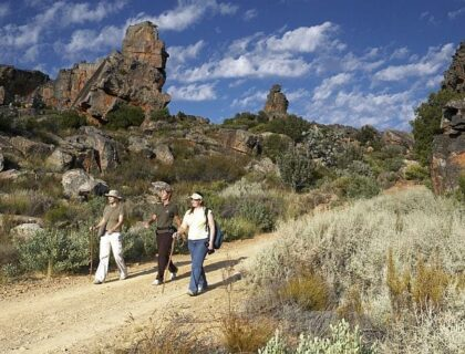 Cedarberg Hiking tour-Walking & the Cederberg Heritage Route