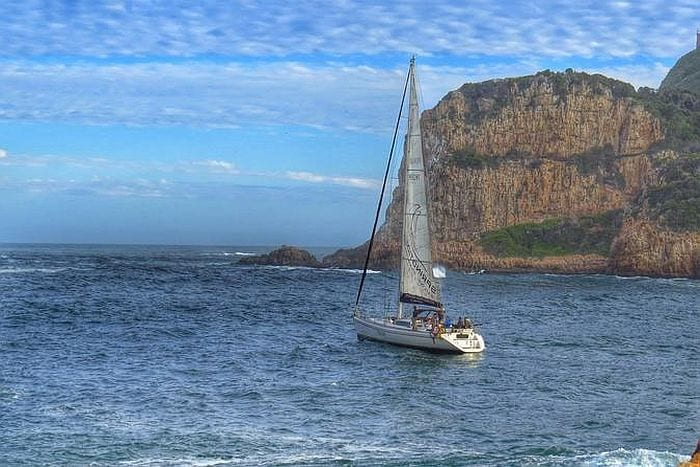 Garden Route attractions - Sprintide charters, things to do with children on the Garden Route