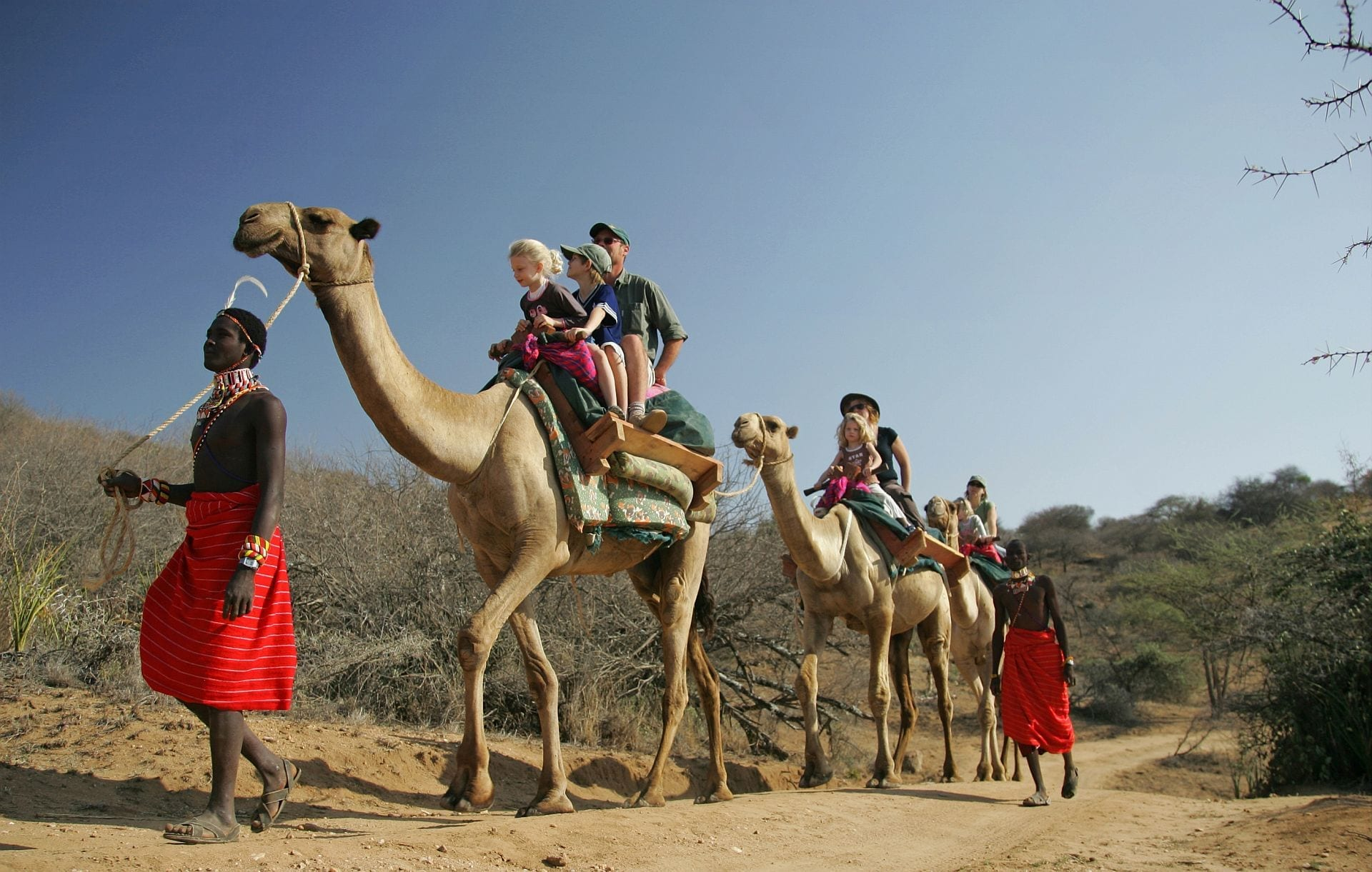 Family adventure safaris & holidays in Africa