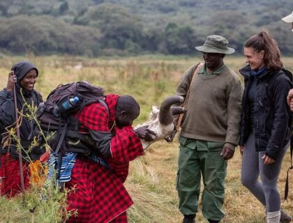 Great Rift Valley Treks - with your maasai guides