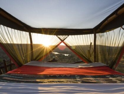 Loisaba - Best sleep outs in Africa