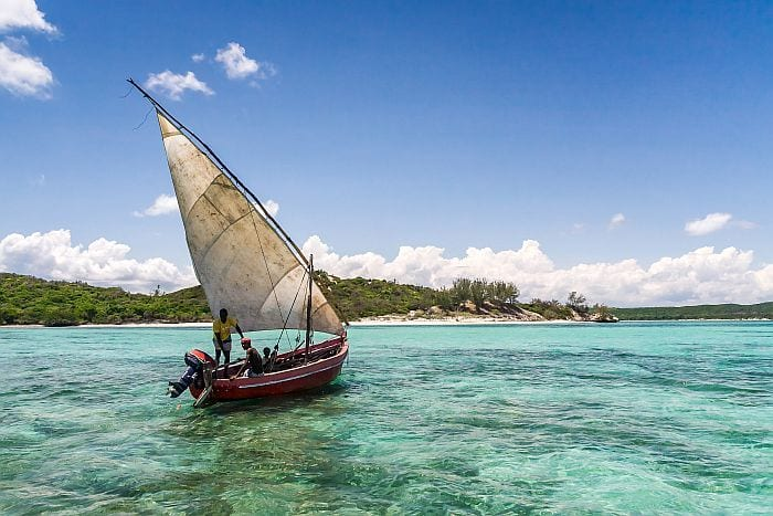 Madagascar attractions diving on Andasibe, Northern Madagascar & Nosy Be tour