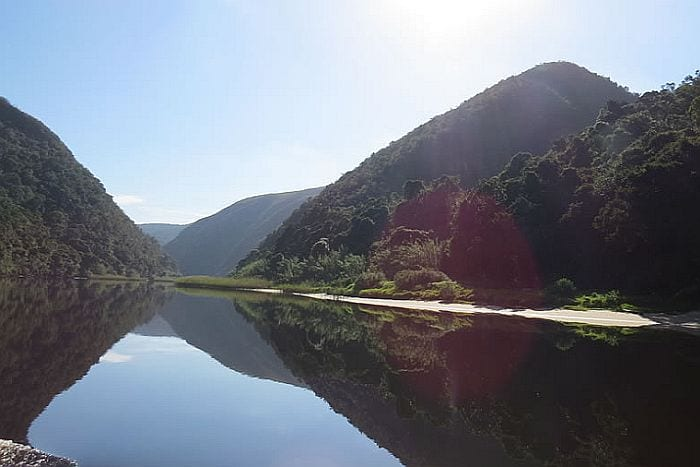 Garden Route attractions - Keurbooms river cruise, things to do with children on the Garden Route