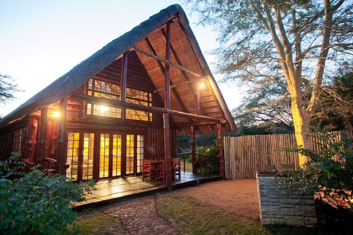 Rhino-River-Lodge-accommodation-family-chalet-exterior