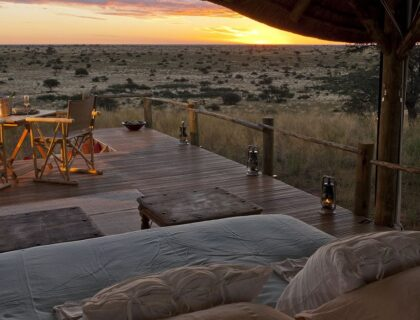 Adventure safaris - best sleep outs in Africa