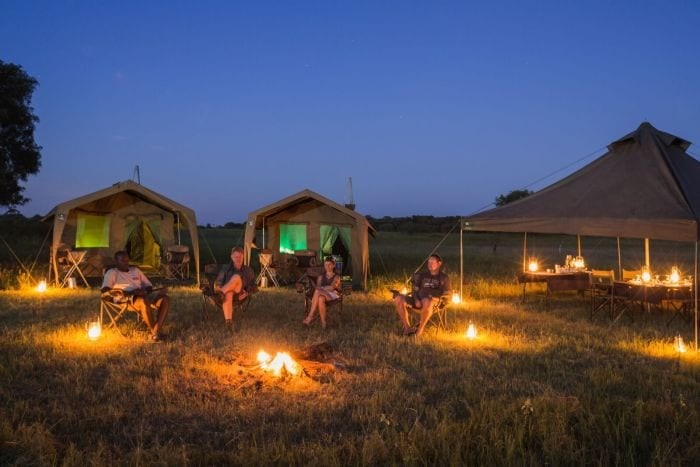 the great northern botswana-okavango-expeditions-tent-life