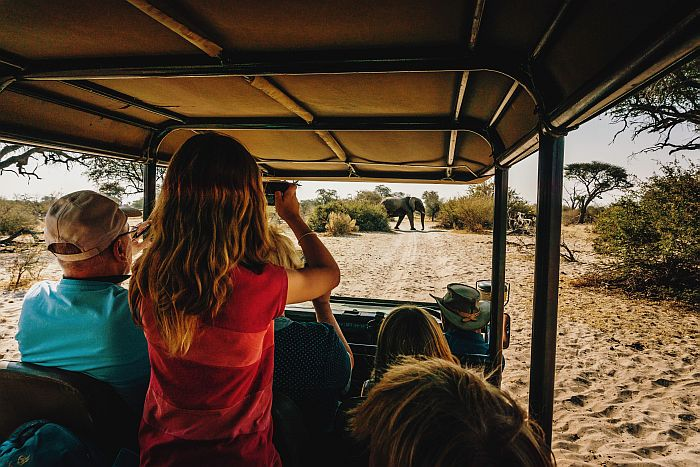 Family holidays in Africa at Easter