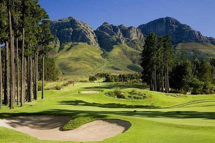 Golf in South Africa - Erinvale