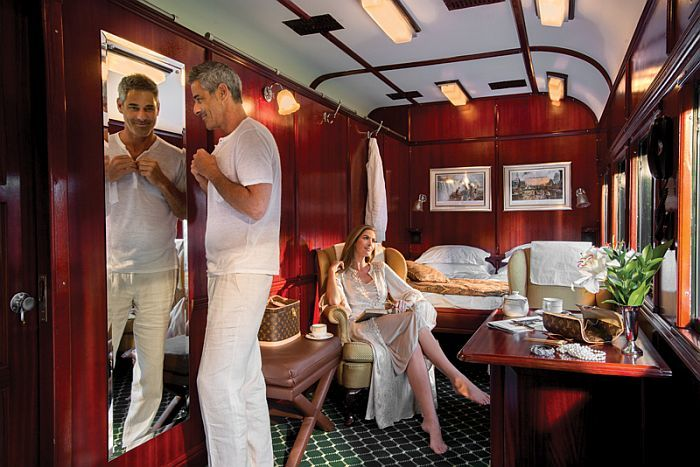 Luxury Trains in South Africa - Rovos Rail