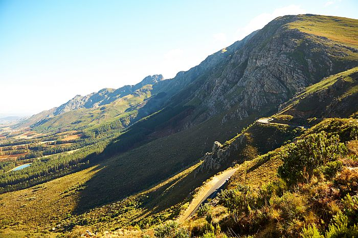 South Africa self-drive - Winelands