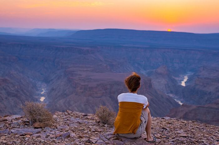 Solo travellers - Fish River Canyonn