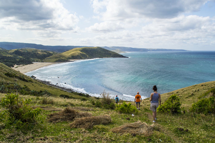 Slack-packing trails in South Africa - Wild Coast Meander
