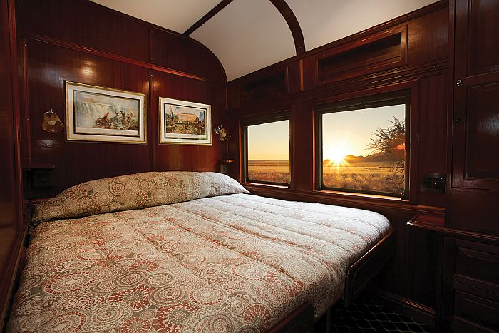 Luxury Trains in South Africa - Shongololo Express