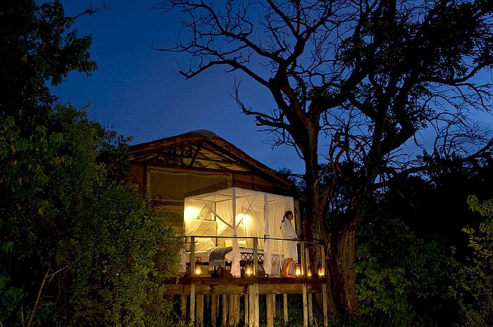 Honeymoons in Africa - Baines Camp, Botswana