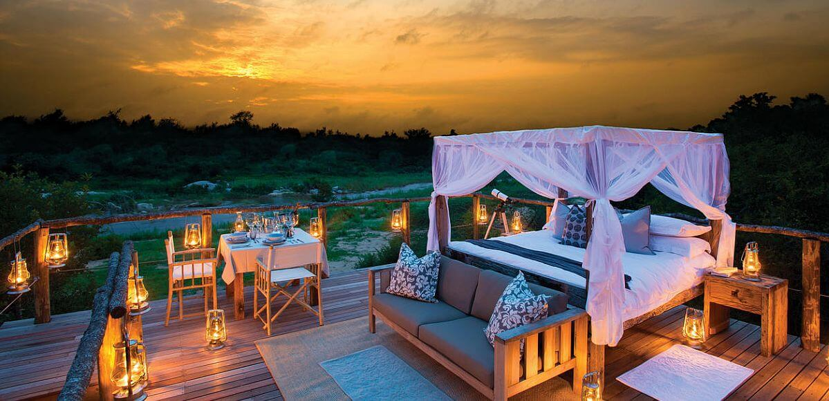 Best sleep-outs in Africa - Lion Sands